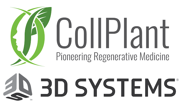 CollPlant - 3D Systems logos.png