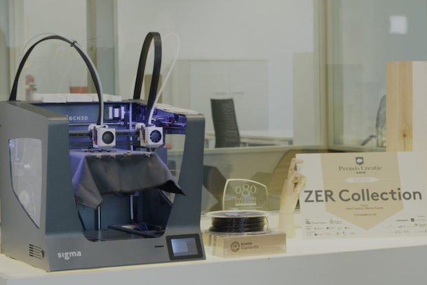ZER Collection BCN3D