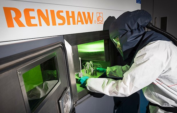 BAE Systems Renishaw