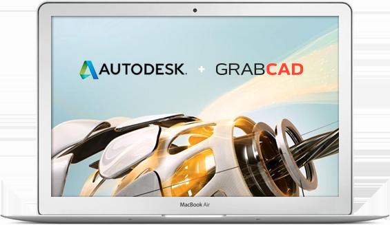GrabCAD-Autodesk
