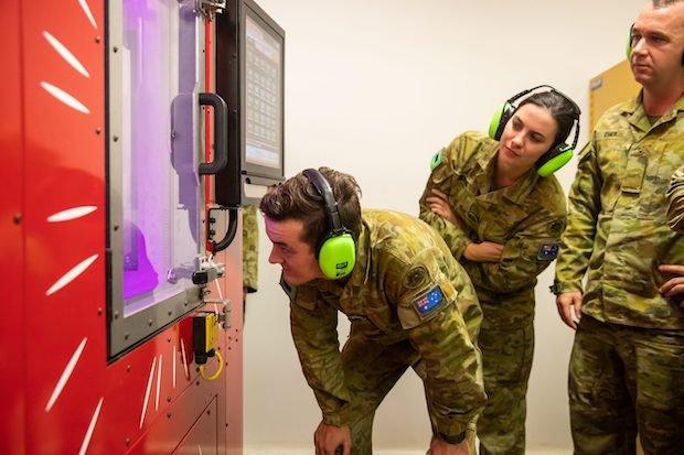 Aus Army SPEE3D