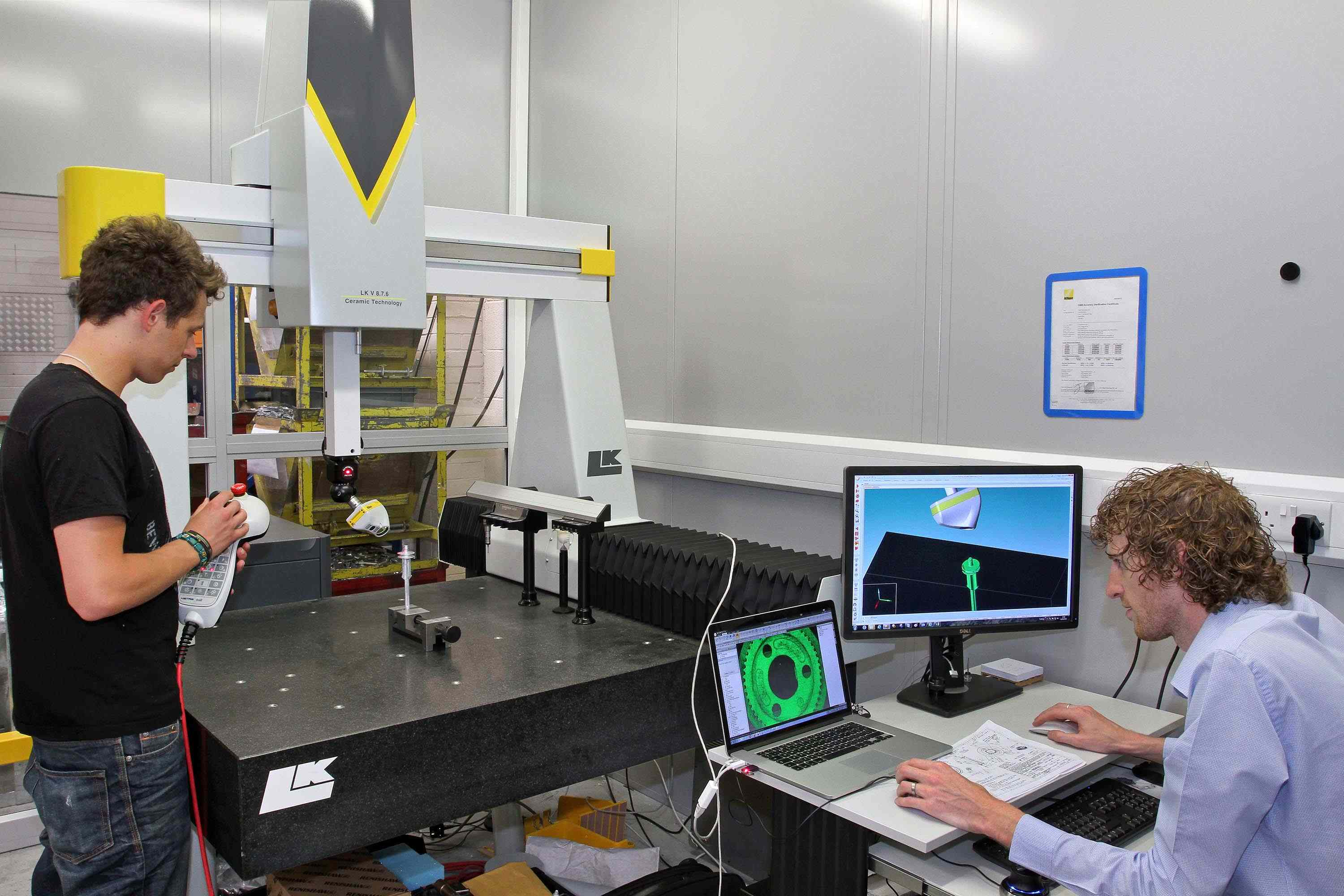 Laser Scanning Opens New Business Opportunities At