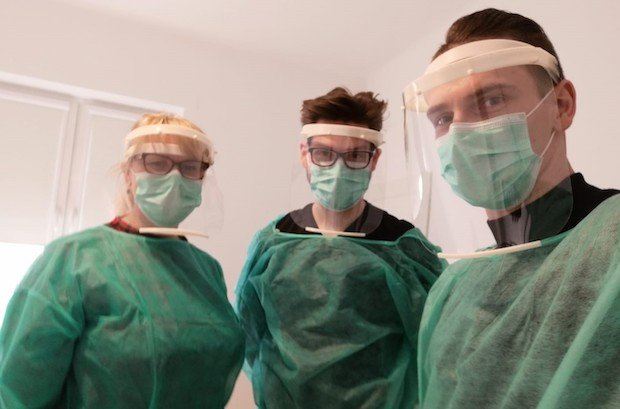 medical staff in Omni3D face shields.jpg