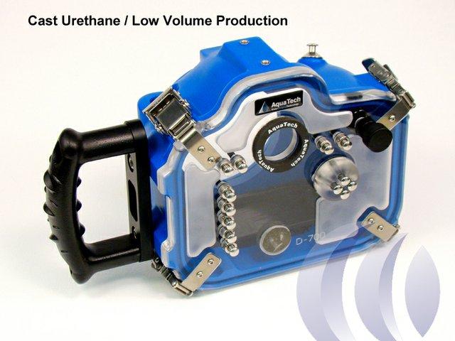 Cast Urethane/Low Volume Production