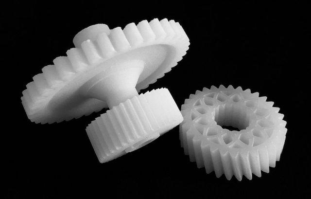 SLS Printed Gears-Braskem