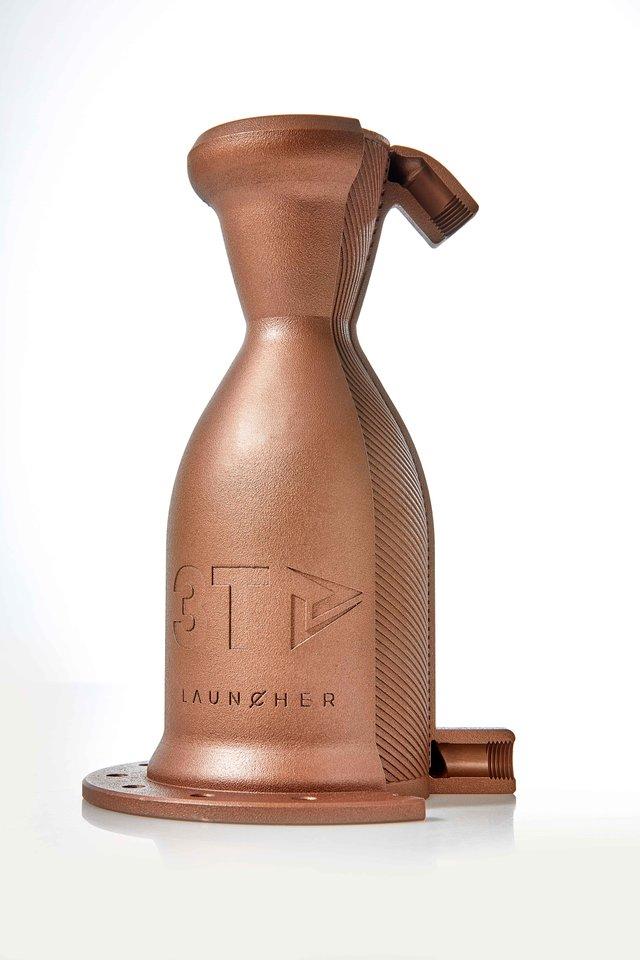 Copper Rocket
