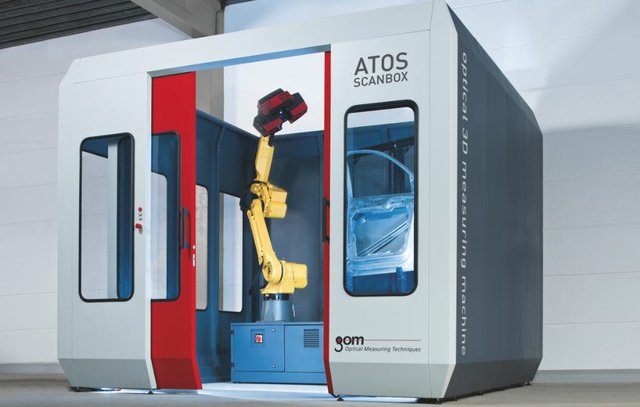 ATOS Scanbox now available in three sizes