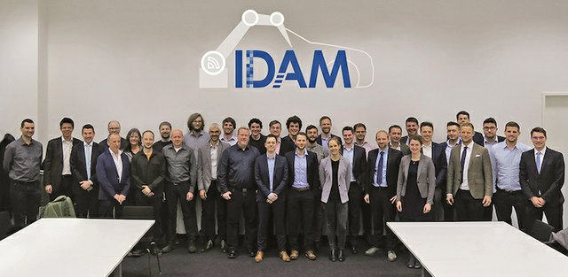 IDAM consortium BMW credit