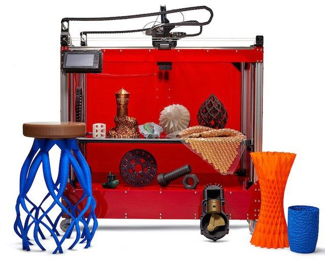 Creative 3D Technologies Duo 3D printer