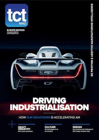 TCT Mag EU 28.4 Cover