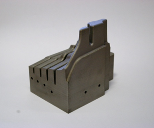 Mould tool with conformal cooling (Cast Alum)