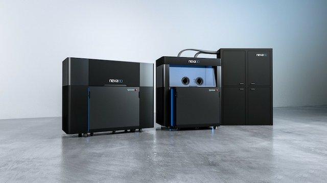 Nexa3D Siemens QLS