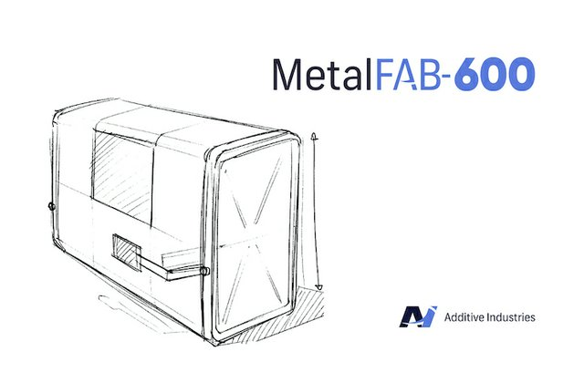 Additive Industries MetalFAB-600 visual