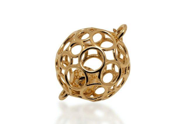 Desktop Metal jewellery part