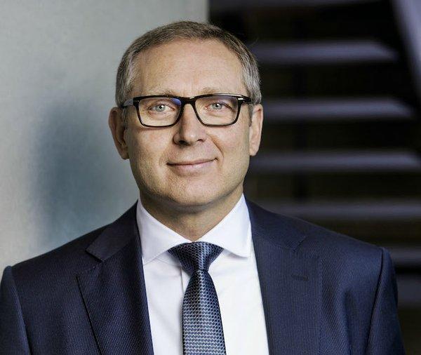 Jürgen von Holle, ny CEO for Universal Robots