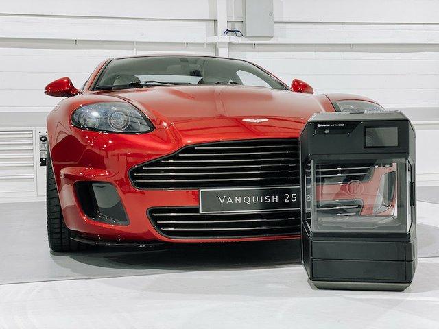 MakerBot Aston Martin CALLUM