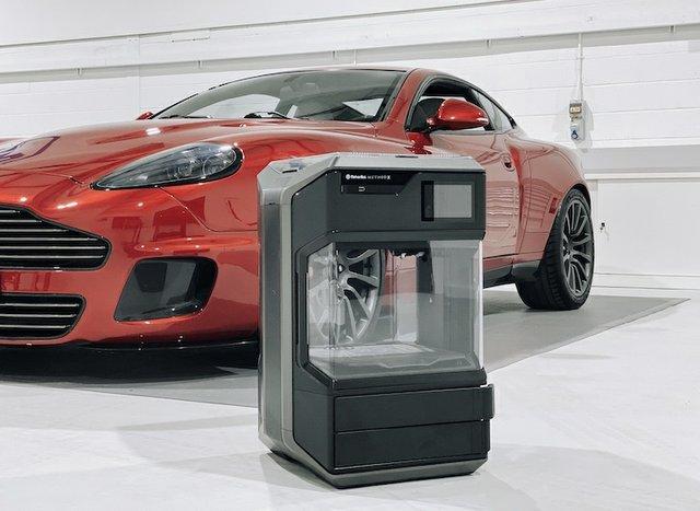 MakerBot CALLUM Aston Martin