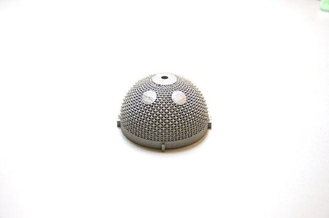3D printed acetabular cup Proxera ZARE