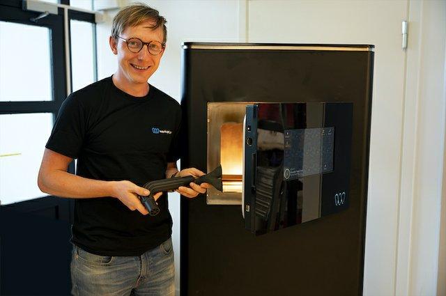 Wematter CEO Robert Kniola
