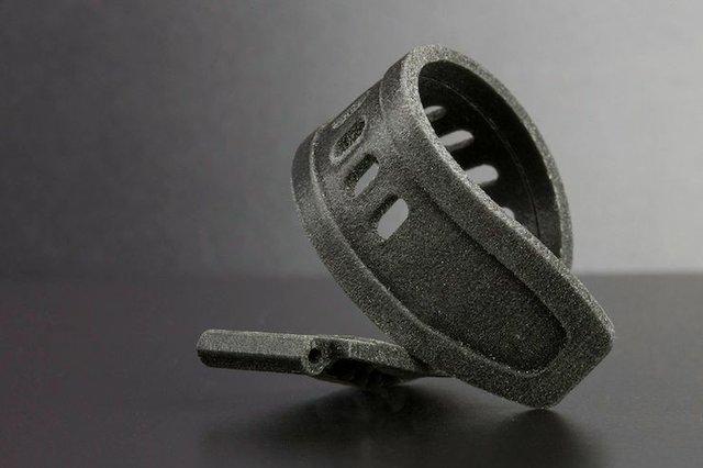Fictiv rubber like material