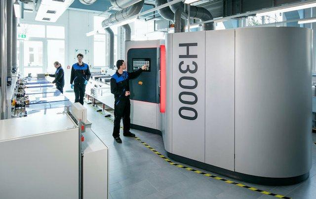 RENA Technologies H3000