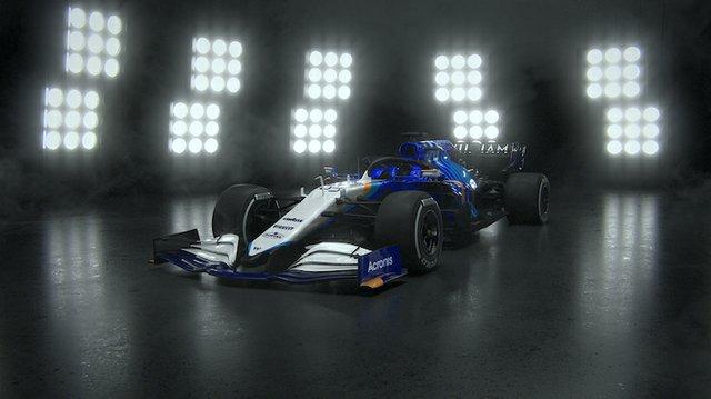 Williams Racing F1 Nexa