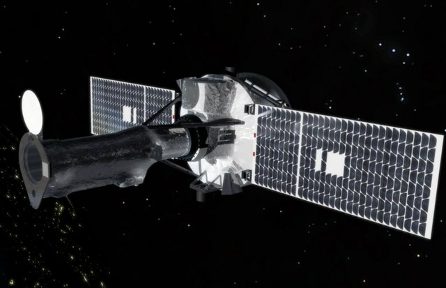 Nasa IRIS Satellite