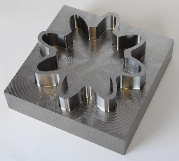 Delcam Vortex Milling