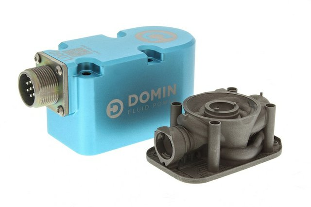 Domin Renishaw servo valve
