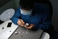 Imaginarium diamond ring