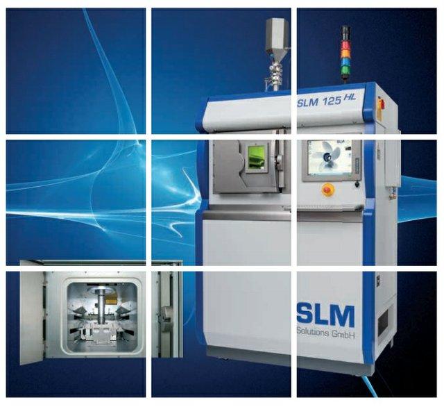 SLM 125 HL