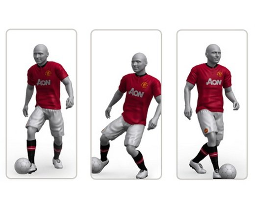 Manchester United 3DMe
