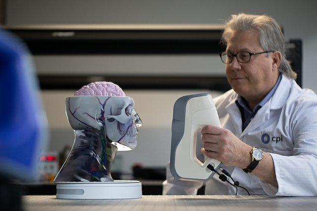 CPI's National Healthcare Photonics Centre installs Stratasys J750 Digital Anatomy 3D Printer.jpg