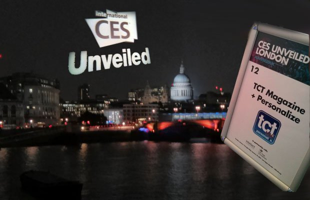 TCT Magazine + Personalize at CES Unveiled London