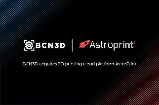 BCN3D-Astroprint