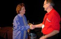 Elaine Hunt receives DINO Award.jpeg