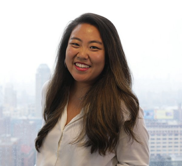 Mina Lee, Manager of People and Culture at MakerBot