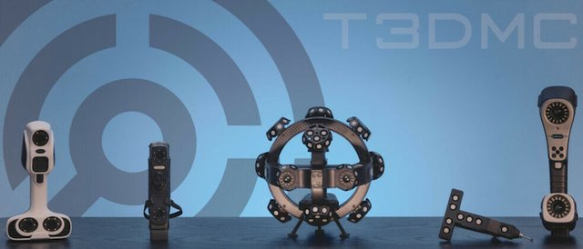 T3DMC's new 3D scanning line-up is headed to TCT 3Sixty.
