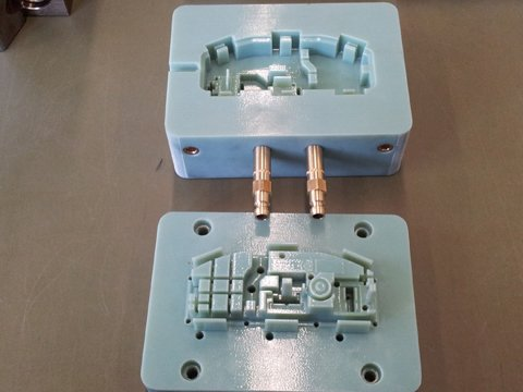 Stratasys 3D printed injection mould