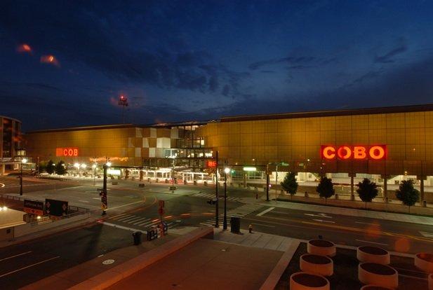 Cobo Center, Detroit