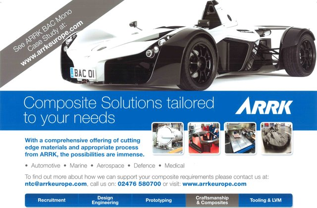 Composites solutions tailored to your needs