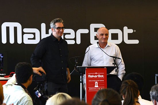 Stratasys Makerbot Merger