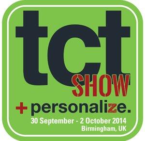 TCT Show 2014 Dates Logo