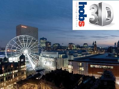 Hobs 3D comes to Manchester