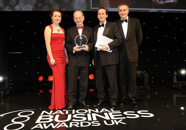 Renishaw Business Awards