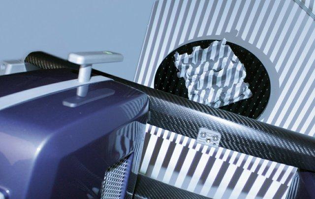 Breuckmann 3D scanning
