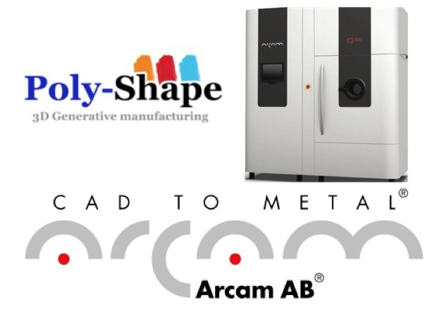 Arcam sells first Q20 to Poly-Shape