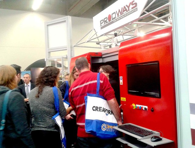 Prodways at EuroMold