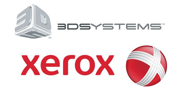 3D Systems and Xerox