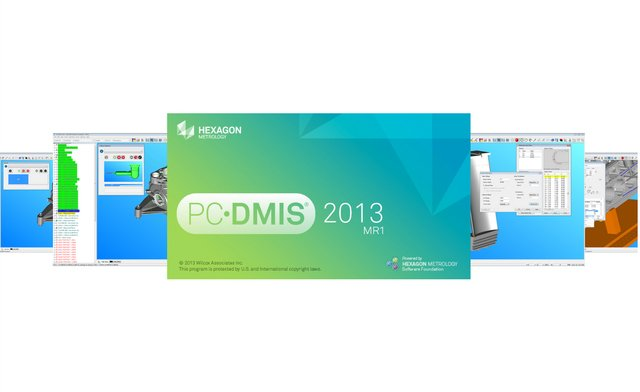 Hexagon Metrology PC-DMIS 2013 MR1